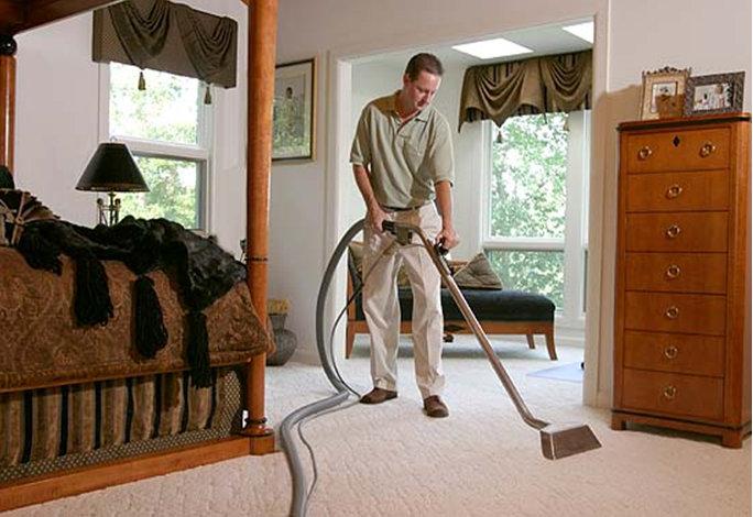 giặt thảm tại nhà