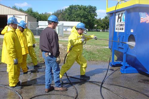 Quy trình vệ sinh công nghiệp