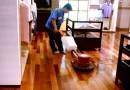 Đánh bóng phục hồi sàn gỗ