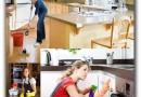vệ sinh nhà chung cư
