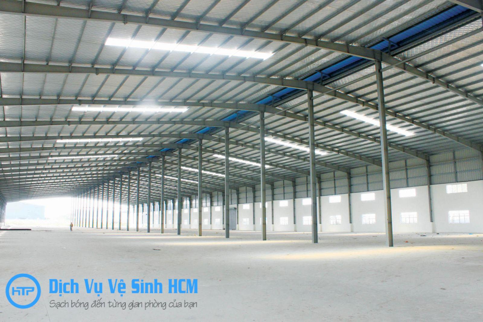 Hồng Tâm Phát chuyên nhận sửa chữa nhà xưởng giá rẻ