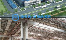 Dịch vụ sửa chữa nhà xưởng Hồng Tâm Phát
