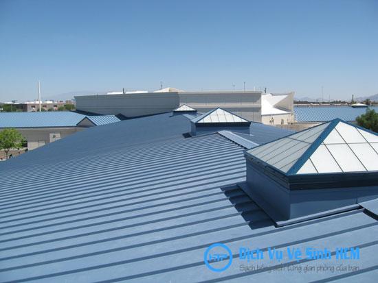 Sửa mái tôn nhà xưởng