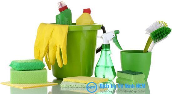 Hóa chất vệ sinh nhà chuyên nghiệp